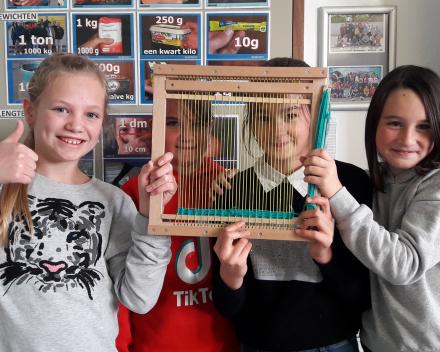 Blije gezichten bij 'Escape from your school!'