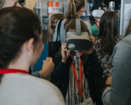 Herbeleef het techniekevent in Roeselare Expo