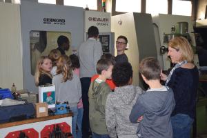 Kennismaken met de metaalsector bij Gearcraft Vanhoutte