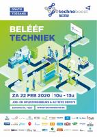 Technoboost Tielt - 20-21-22 februari 2020